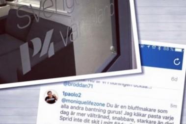 Jag polisanmälde Paolo Roberto & skrev till TV4!