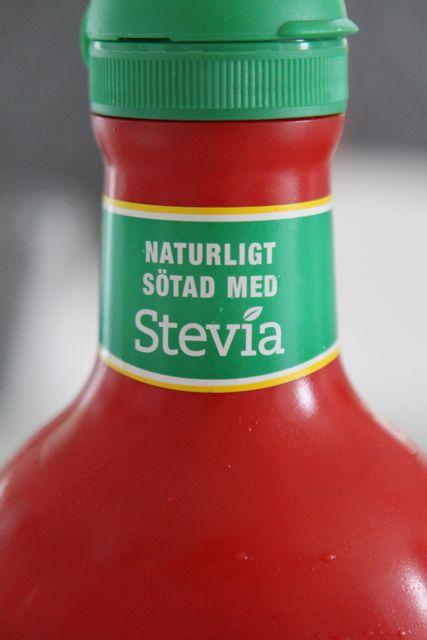 stevia bättre än socker
