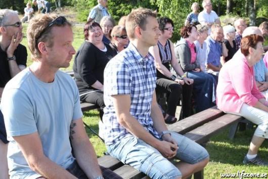 Mattias och Jonas Bergqvist är med...