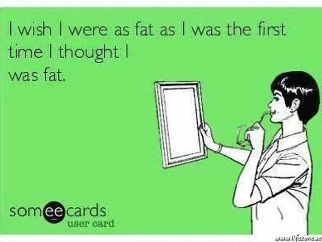 hur blir man tjock