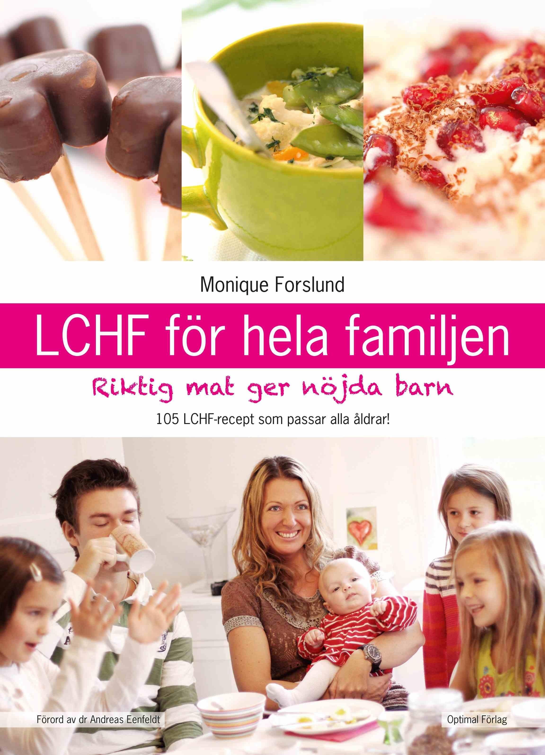 LCHF för hela familjen