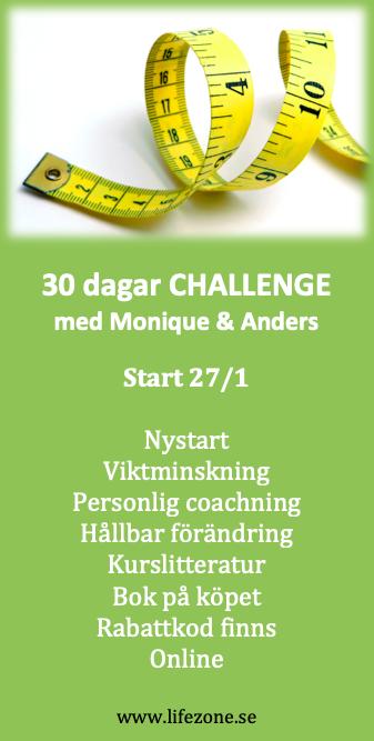 30 dagar CHALLENGE